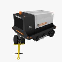 Ground Power Unit Hobart 4400