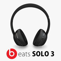 Apple Beats Solo 3 Wireless Headphones