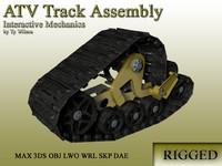 3d atv track