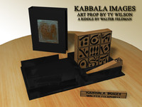book wood carvings 3d model