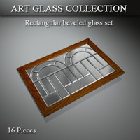 art glass 3d max