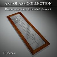 art glass 3d 3ds