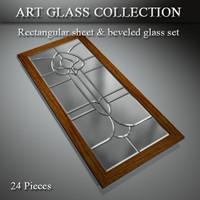 art glass window max