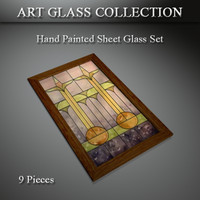 art glass 3d 3ds