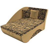 sofa tiger