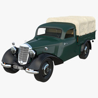 Mercedes-Benz 170 V Pickup