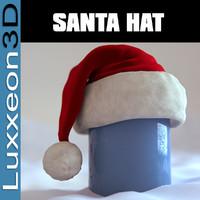 santa christmas hat max