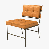 Rare Mathieu Mategot Chair