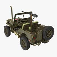 Jeep Willys MB Ambulance