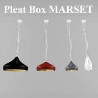 Pleat Box MARSET