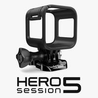 GoPro Hero 5 Session Camera Housing