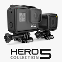 GoPro Hero 5 COLLECTION