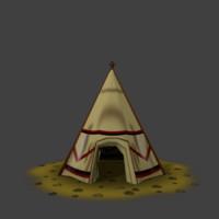 Tribal Tent
