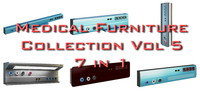 Medical Furniture collection vol5