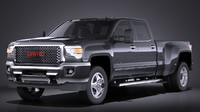 GMC Sierra HD 2017