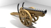Cannon - Malaka Meriam