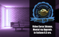 Corso 3ds max Mental Ray Upgrade Versione MP4