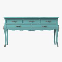 Tonin Casa Arc En Ciel 1512 S40 Console Table