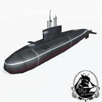 Kilo-class submarine