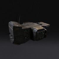 Spaceship 08
