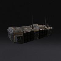 Spaceship 09