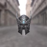 Dragon Wings Helmet