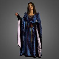 Medieval Dame