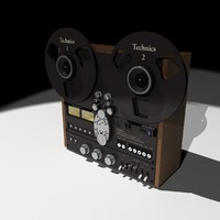 Technics Reel to reel