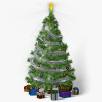 Christmas Tree (animated)