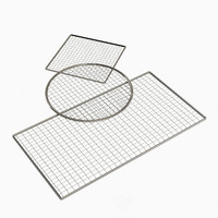 BBQ Steel grill wire grid