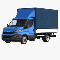 Iveco Daily Tilt Cover