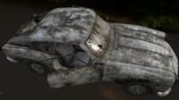 Abandoned Triumph GT6 MK2 Classic British Sports Car