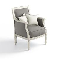 LOUIS XVI Contemporary Armchair