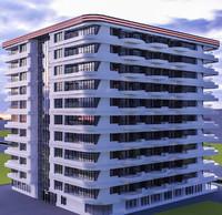 V Design Hotel with interior Plan