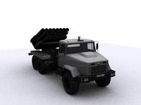 KrAZ 63221 Army Grad