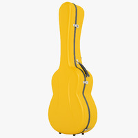 Visesnut Guitar Case Close 01