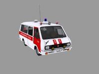 Raf 2203 Ambulance