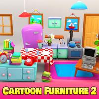 Cartoon Furniture 2