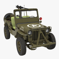 US Army Jeep Willys MB