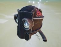 Robot Head (PBR) UE4 Ready