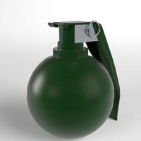 m67 fragmentation hand grenade max