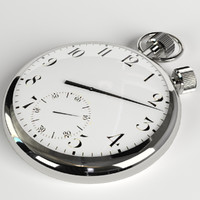3d max pocketwatch pbr