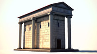 Ancient Rome Building 2