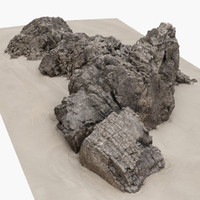Rock 3D Scan 22