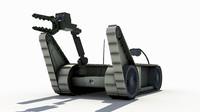 iRobot XM1216 SUGV