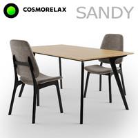 COSMORELAX Sandy set