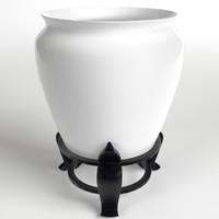3d model vase holder