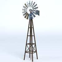 max windmill rendered scenes