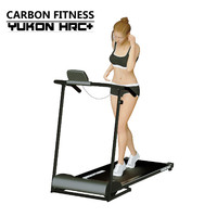 girl on a treadmill