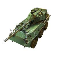 PTL02 Tank Destroyer V1